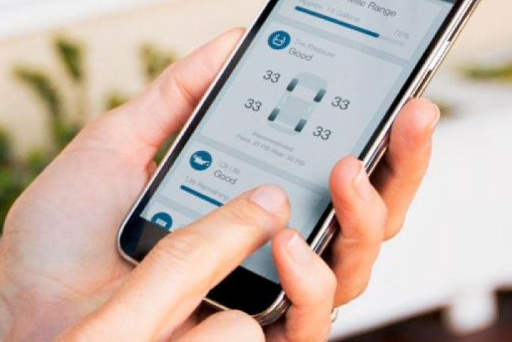 CONNECTED APP ONSTAR